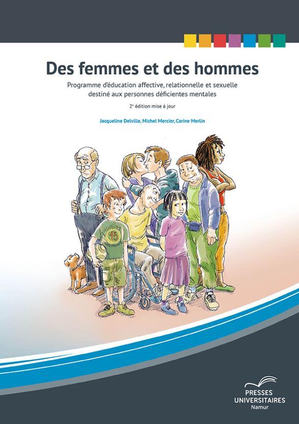 Couverture des femmes et des hommes 2eme edition